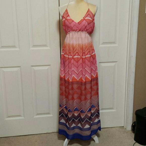d30b1d31018e1 Old Navy Dresses | Maternity Maxi Dress Size Small | Poshmark
